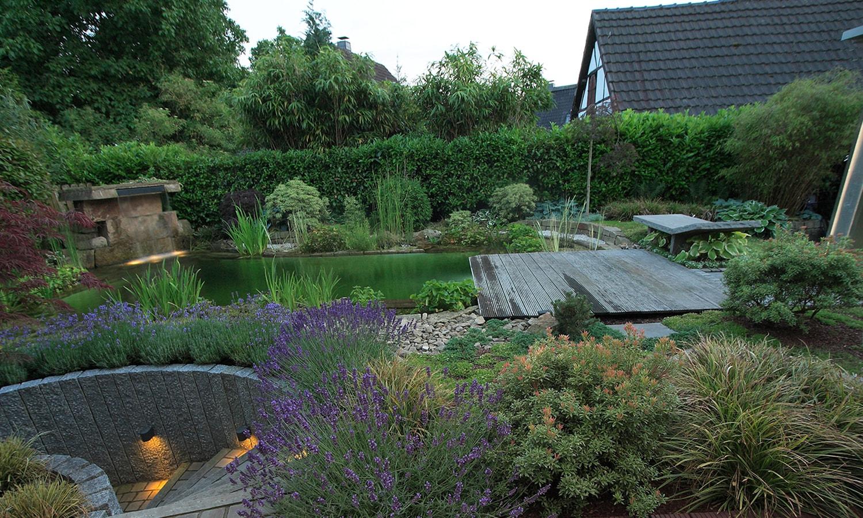 Solingen garten ingo sperling galabau schwimmteich badeteich und naturpool - Garten und landschaftsbau solingen ...